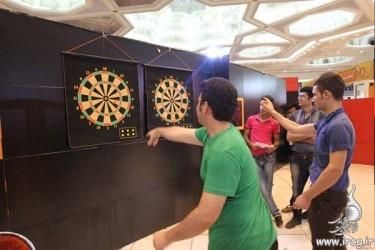دومین نمایشگاه بازیهای رایانهای تهران (روز دوم)